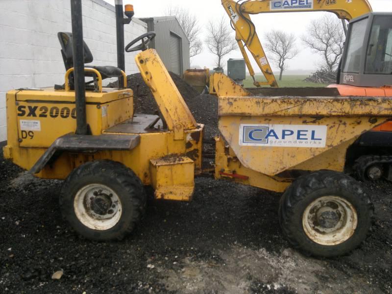JCB Dumper Repair