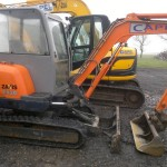 Hitachi Zaxis plant repair