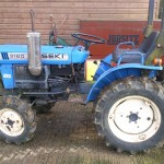 Iseki Tractor Repair