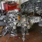 VW Passat Engine