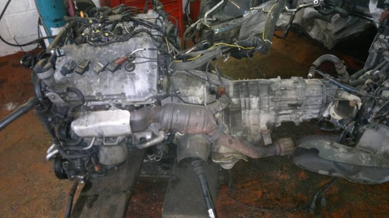 VW Passat Engine Repair