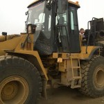 CAT 950H Loading shovel